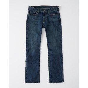 Abercrombie & Fitch男士牛仔裤