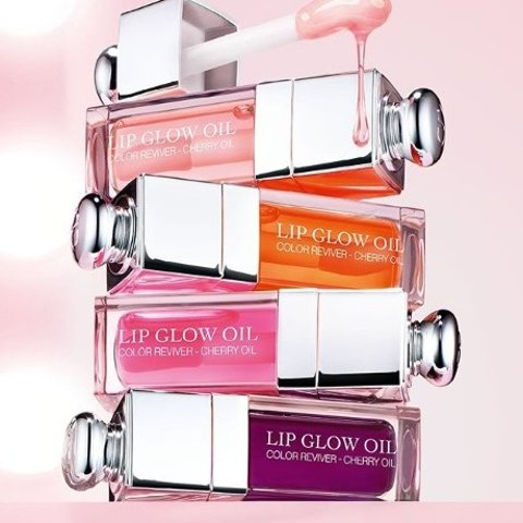 满额7.5折 €26收封面唇油Dior 美妆护肤热促来袭 收2020春季唇油 这才是真正果冻唇