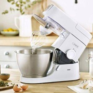 含税到手¥1814史低价:Kenwood KVC3100W 家用多功能厨师机 4.6L