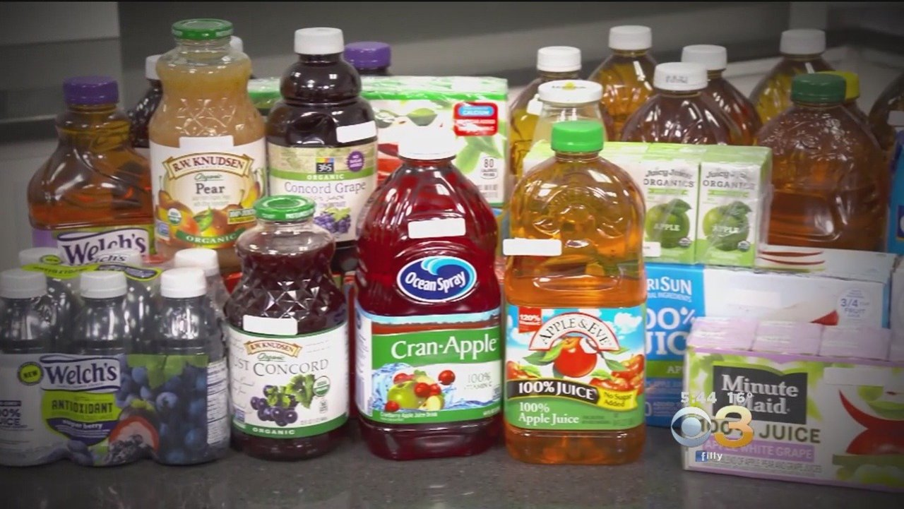 美国超市常见果汁含重金属?以后到底还能不能喝果汁了?!