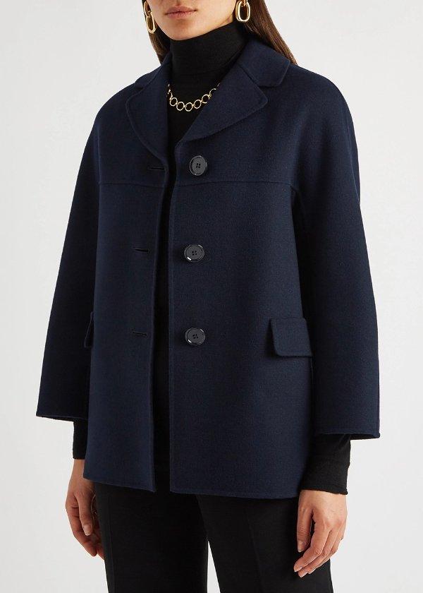 Ribes  羊毛夹克