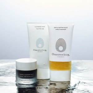 满额立减$20+送保湿套装最后一天:Omorovicza 美妆护肤热卖 收皇后水、温泉卸妆膏