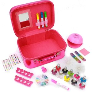 Eimmie Ultimate Nail Glam Boutique - Girl Nail Polish Set
