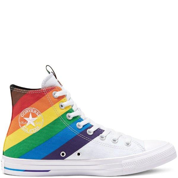 Unisex Pride板鞋
