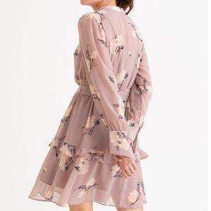 Loretta Dress - Blush Floral – Petite Studio