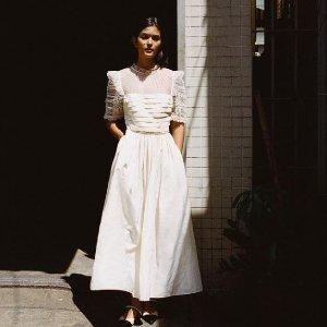 2.5折起 Blackpink同款在线!汇总:5个最火的仙女裙品牌推荐 | 英国平价轻奢仙女裙打折汇总