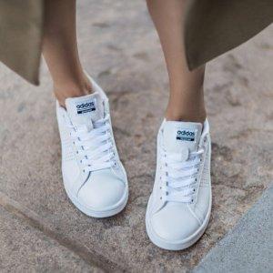 $31.49 adidas Neo Women's Cloudfoam Advantage Clean W