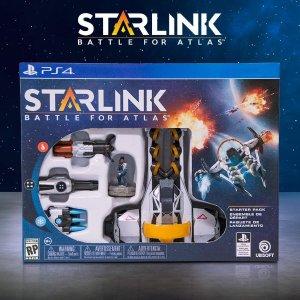 $9.99(原价$74.99)《星链 阿特拉斯之战 启动包》Xbox One / PS4 实体版