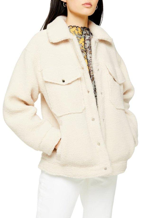 Borg 泰迪外套