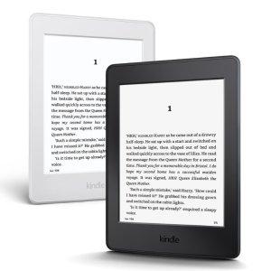 £89.99,黑/白两色可选Kindle Paperwhite 电子书 Wi-Fi + Special Offer