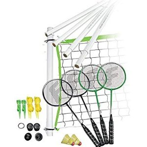 $28.05Franklin Sports Intermediate Badminton Set