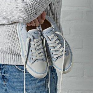 正价2件享7折Clarks官网 超舒适美鞋闪促 收芭蕾鞋、乐福鞋、切尔西靴
