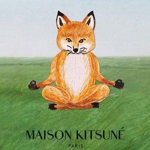 低至5.5折 $69收Puma 合作款T恤上新:Maison Kitsune 文艺潮牌 $155收帆布鞋