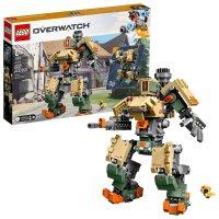 Lego 守望先锋Overwatch堡垒和小鸟妮妮 75974