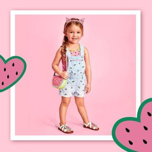 30% - 60%Entire Site and 20% Off Select Styles @ Children's Place