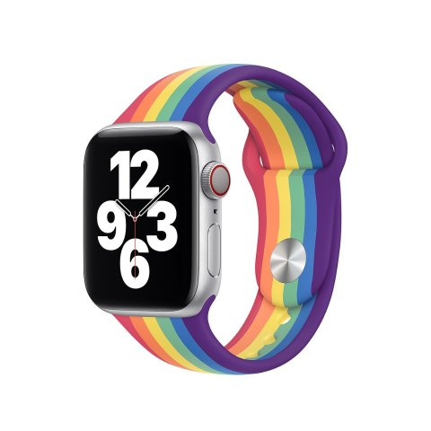 Apple Watch Sport Band - Pride Edition