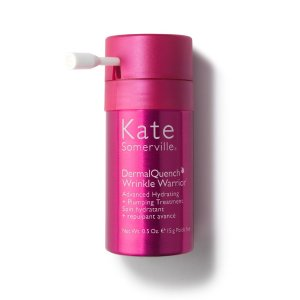Kate SomervilleDERMALQUENCH WRINKLE WARRIOR® ADVANCED HYDRATING + PLUMPING TREATMENT