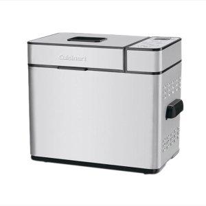 $59.95史低价:Cuisinart CBK-100 可编程面包机