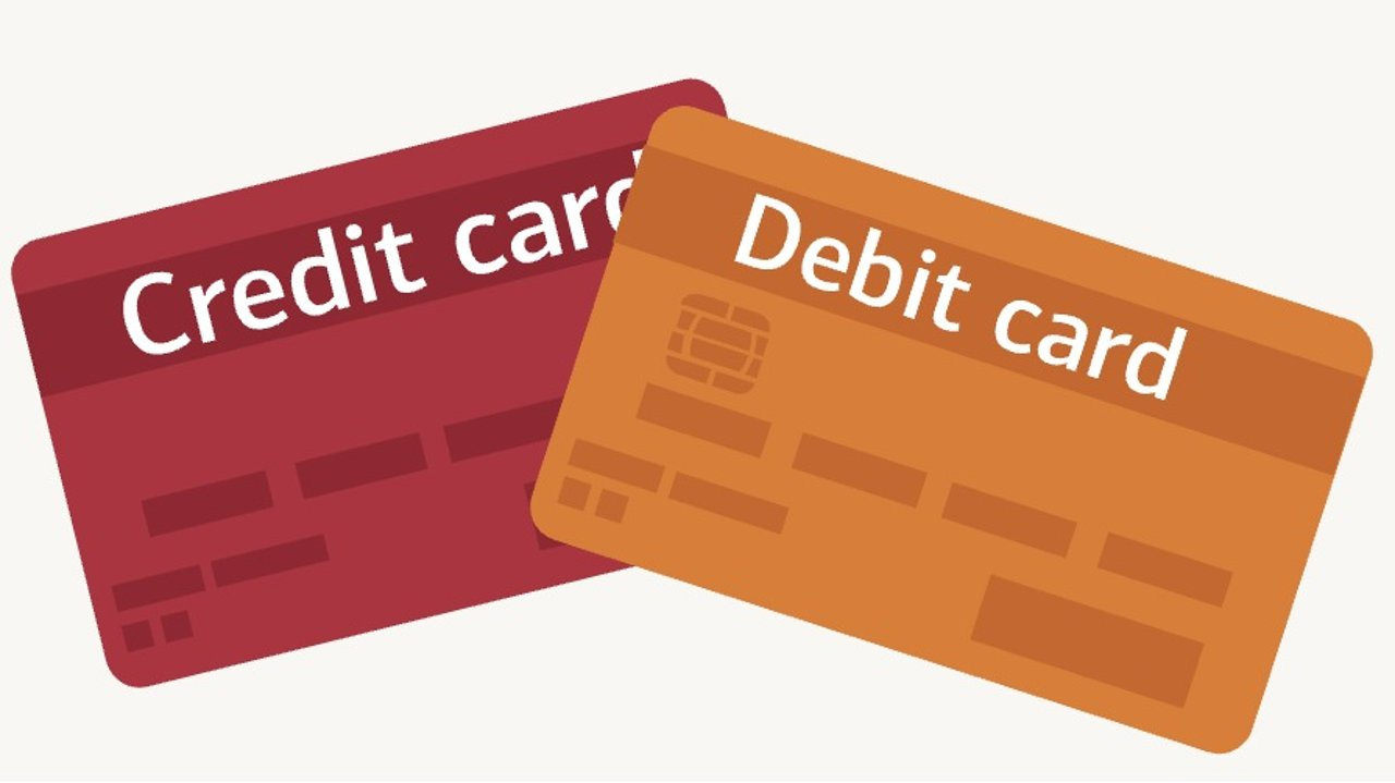 日常消费该使用 Credit Card 还是Debit Card?