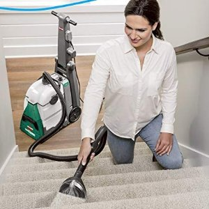 $299 大绿好价回归Bissell Big Green 地毯专业深层清洁机