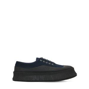 Jil Sander厚底鞋