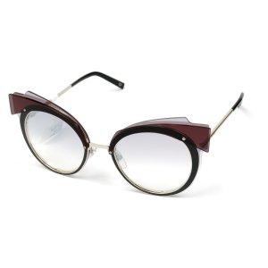 89fcb8e20a5 ... Gradient Cat Eye Ladies Sunglasses · Marc JacobsViolet Silver Mirror  Round Ladies Sunglasses Violet Silver Mirror Round Ladies Sunglasses