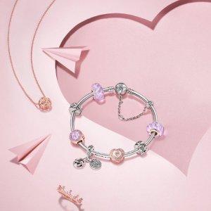 全场可享6.5折  史无前例今天截止:Pandora 精美配饰热卖  每颗珠子都有寓意