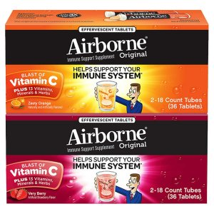 Airborne Immune Support, 36 Effervescent Tablets