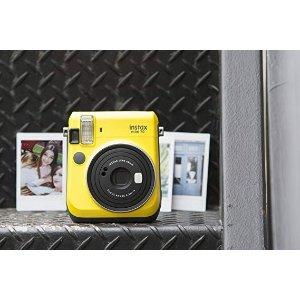 Fujifilm富士 70拍立得,柠檬黄