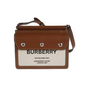 Burberry邮差包