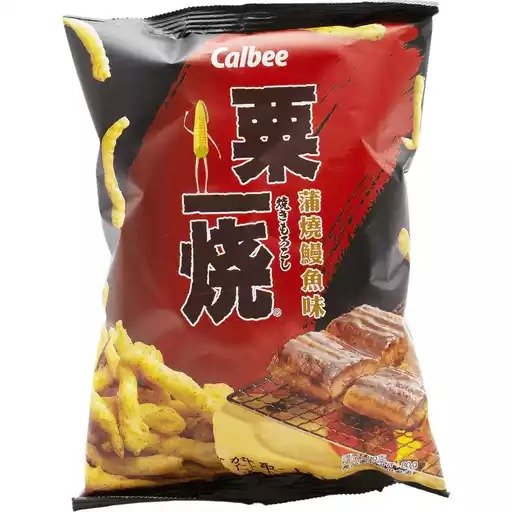 粟一烧蒲烧鳗鱼味 2.82 OZ