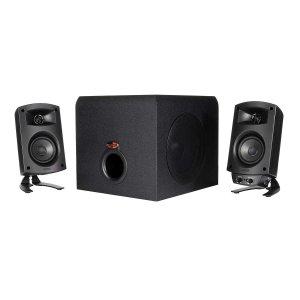 史低价:Klipsch ProMedia 2.1 THX 电脑音箱