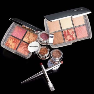 $48起+送GA液体眼影中样上新:Hourglass 彩妆产品热卖 收Ghost 五花肉盘、烟管口红套装