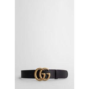 Gucci双G皮带