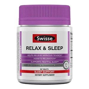 放松和睡眠片