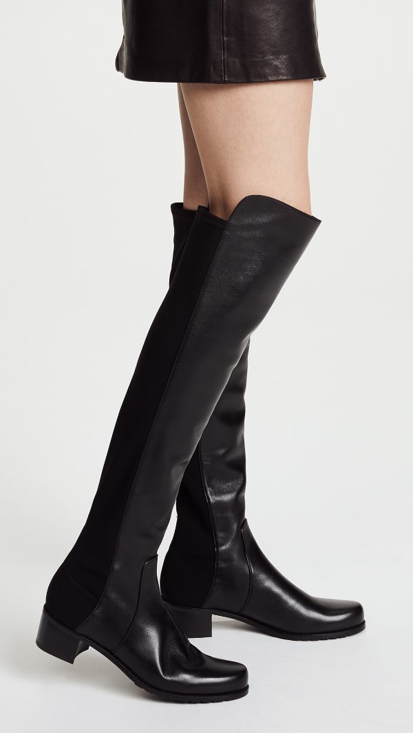 Reserve Tall过膝靴