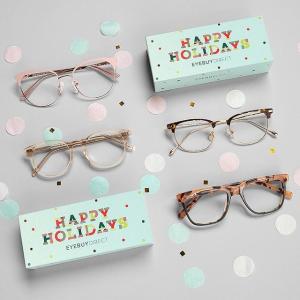 无门槛7折 Gucci透明框平替$18.92021来啦:Eyebuydirect 眼镜新年大促 蓝光片护眼墨镜抗紫外线