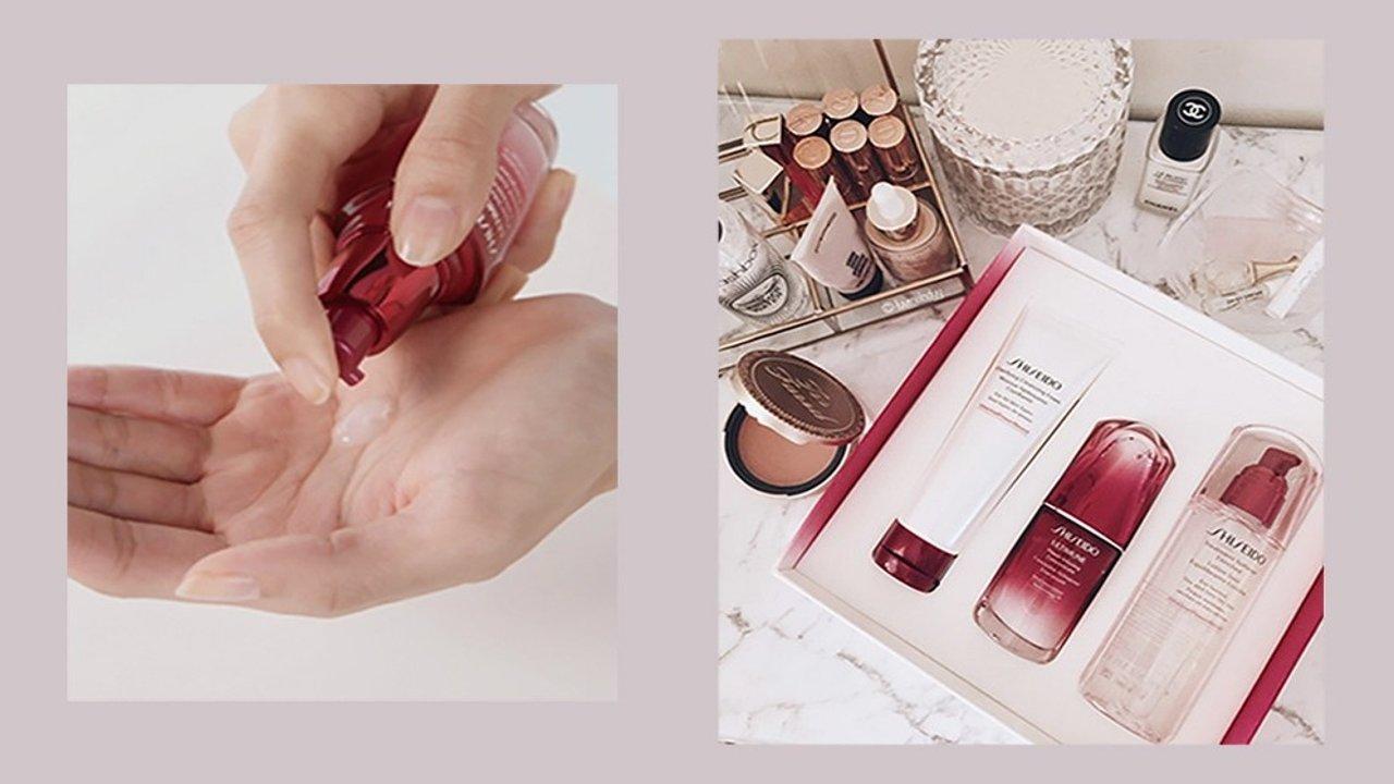 2019年Shiseido最全12条护肤线攻略 | 从功效get它的王者地位!