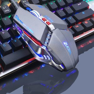 AliexpressGaming Mouse Mause DPI Adjustable Computer Optical LED Game Mice Wired USB Games Cable Mouse LOL for Professional Gamer-in Mice from Computer & Office on Aliexpress.com | Alibaba Group