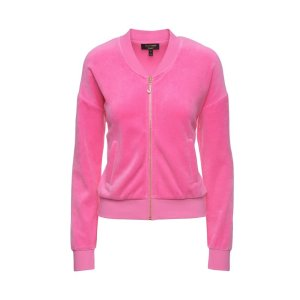 Juicy CoutureJ Bling Velour Westwood Jacket