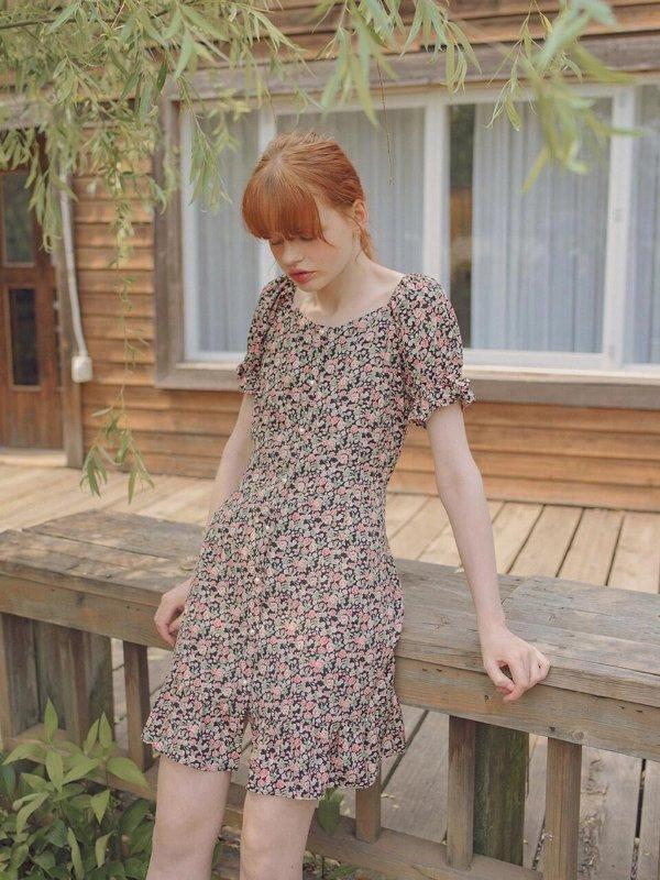 Mini Rose 连衣裙