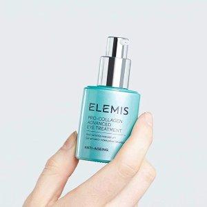 $51包邮(原价$68)Elemis 艾丽美骨胶原眼精华 锁住肌肤水分 一抹抚平皱纹