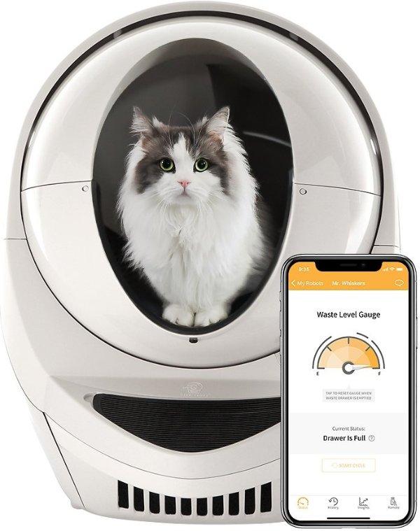 太空舱顶级智能猫砂盆