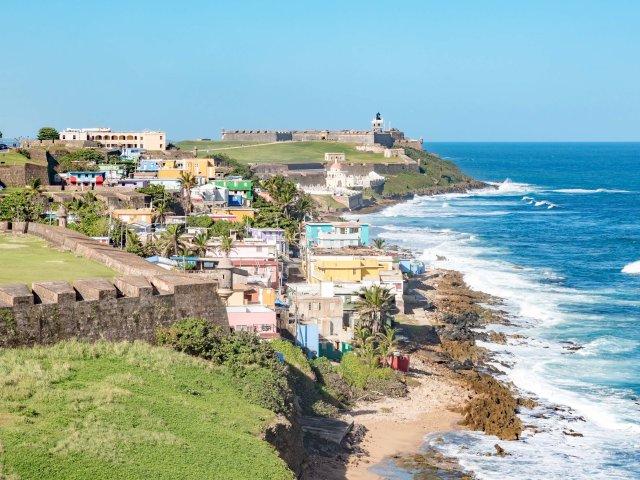 波多黎各🇵🇷饱经沧桑的圣胡安老城