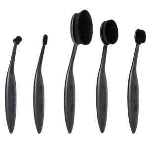 ArtisArtis Elite 5 Brush Set, Black Finish