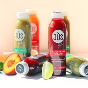 $69 + Free ShippingJus by Julie 2 Day JUS Cleanse + Fess Totes