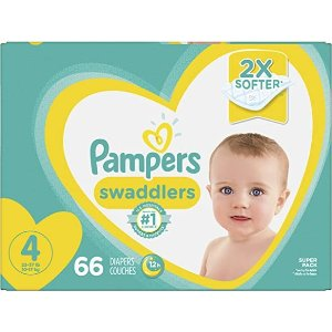Pampers纸尿裤66片 Size 4