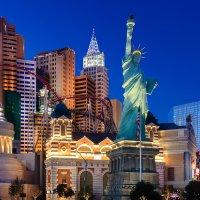 拉斯维加斯4星级 纽约纽约酒店 NY-NY Hotel