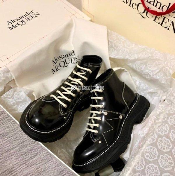 爆款马丁靴