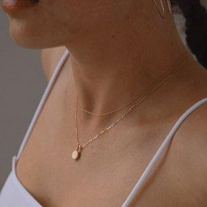 新用户9折+免邮Olivela 精美钻石水晶首饰热卖 节日礼物好选择